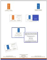 Monterey Nail Laser Center - Letterhead and Business Cards