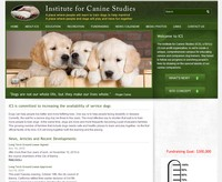 Institute for Canine Studies